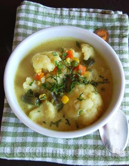 Soupes et Potages