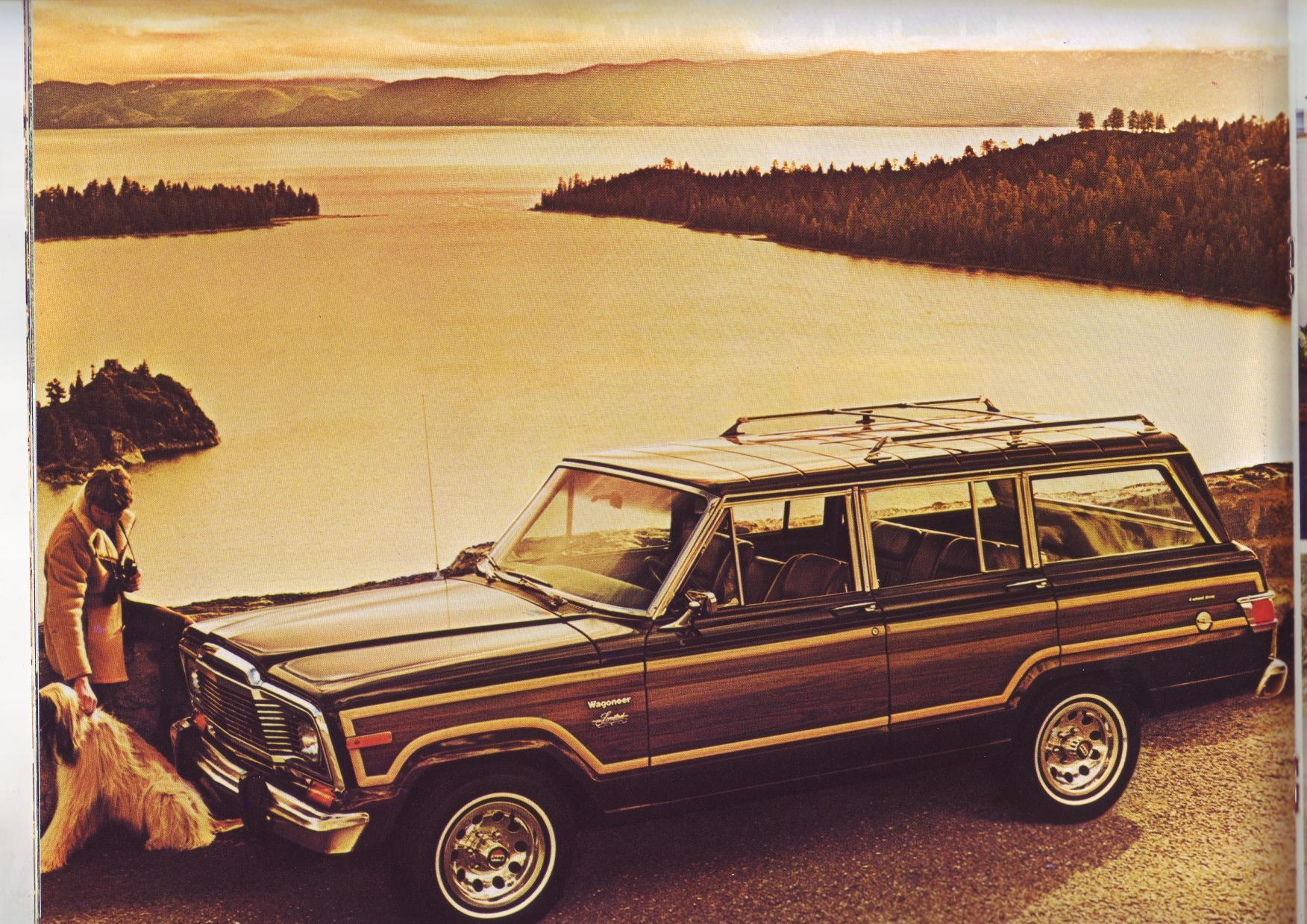 Jeep Cherokee Chief SJ