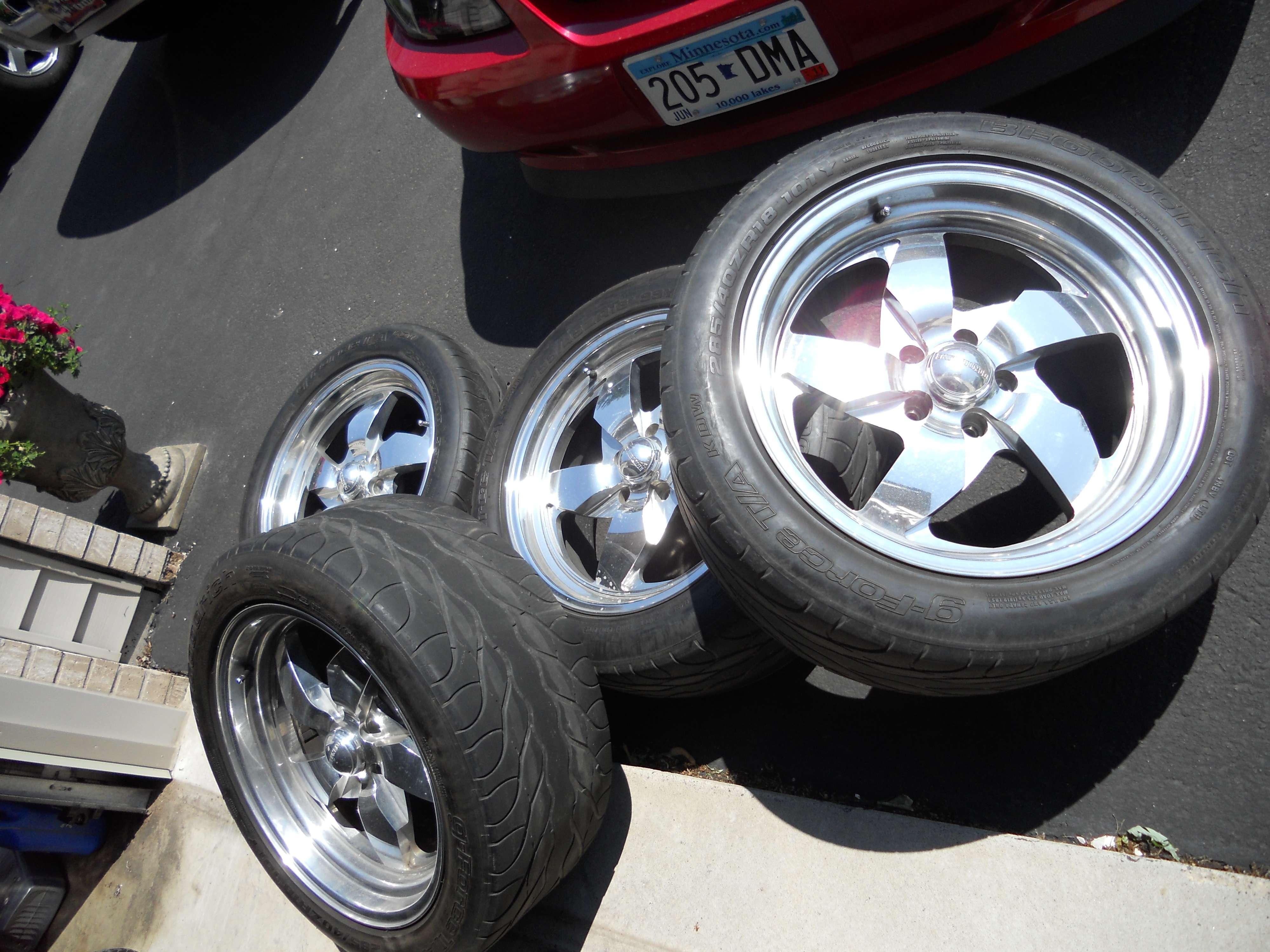 How To Polish Aluminum Wheels >> Centerline Wheels - Excellent condition