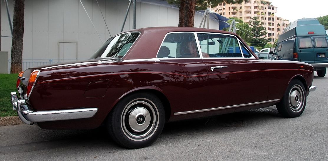 Rolls-Royce Corniche Coupe by Mulliner Park Ward | Only ...